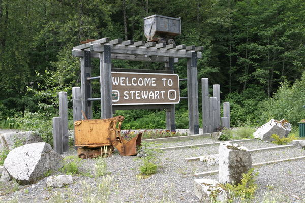 Stewart Crossing Yukon