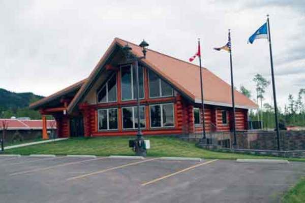 Tumbler Ridge Visitor Centre