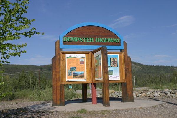Dempster Highway NWT