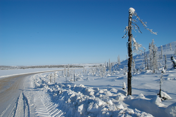 Ice Roads NWT
