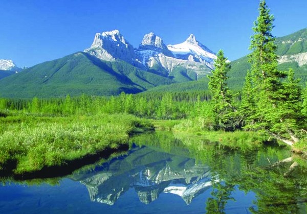 Canmore Alberta Travel