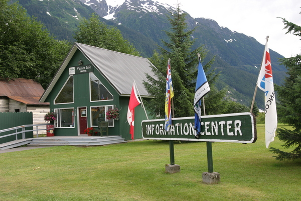 Stewart BC Visitor Center