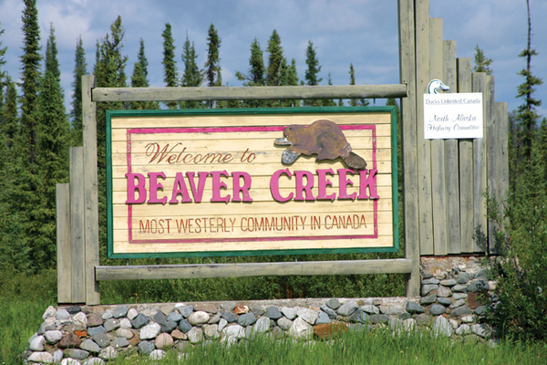 Beaver Creek Yukon