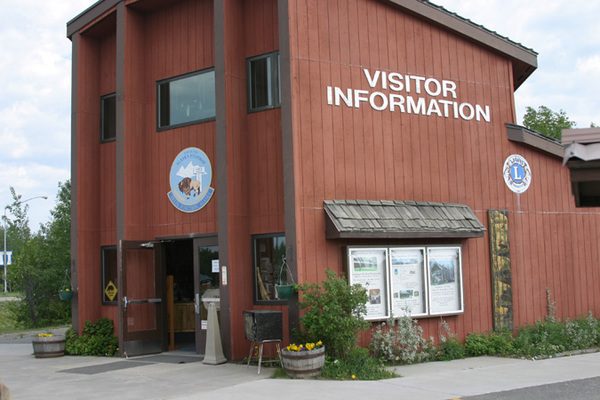 Delta Junction Alaska Visitor Information Center