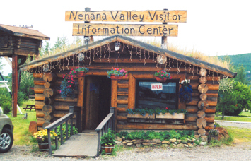Nenana Alaska Visitor Information Center