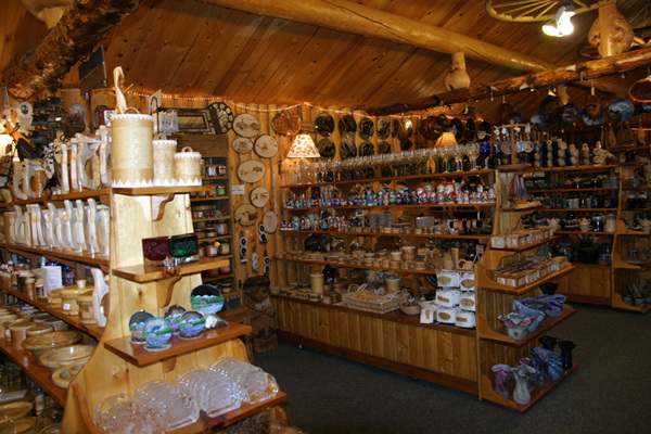Salcha Alaska Knotty Shop