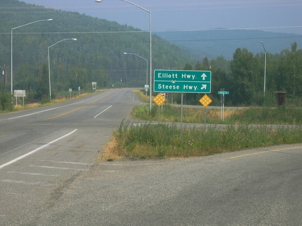 The Steese Highway