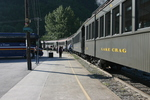Skagway Alaska White Pass Railroad