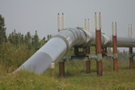 Delta Junction Alaska Pipeline