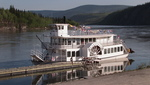 Dawson City Yukon Riverboat