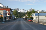 Downtown Cordova Alaska