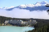 Chateau Lake Louise Banff Alberta