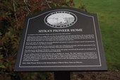 Sitka Historical Markers